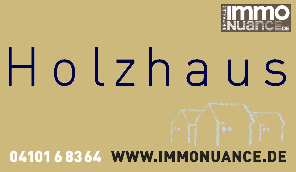 Holzhaus Blockhaus Neubau Baugrundstück kaufen Rellingen Halstenbenk Schenefeld Hamburg Immoilien kaufen verkaufen Immo Makler