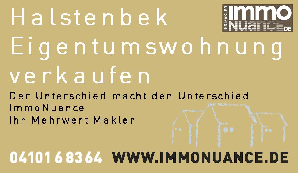 Halstenbek Eigentumswohnung verkaufen Immobilie Verkauf Makler Halstenbek Hamburg Schenefeld Rellingen