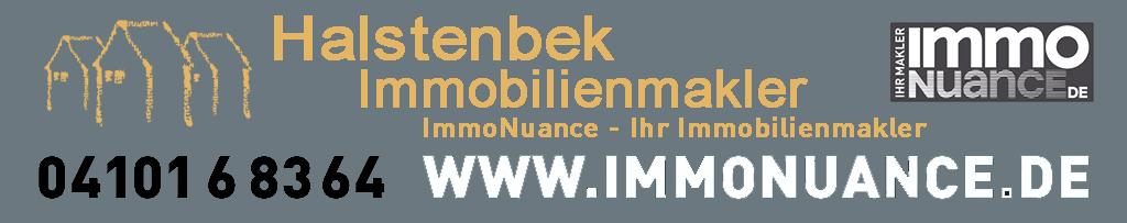 Halstenbek Immobilienmakler Verkauf Vermietung Haus Wohnung Baugrundsrtück Neubau Kapitalanlage Gewerbe