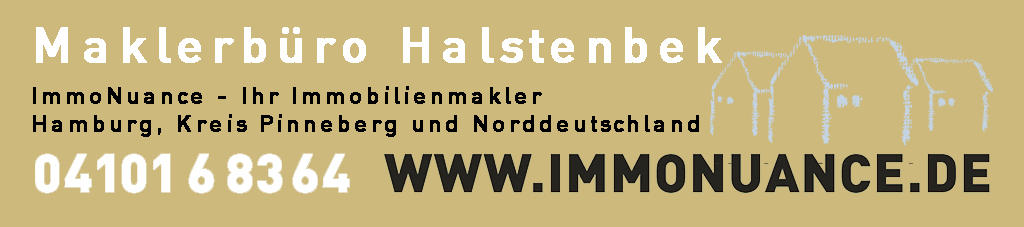 Maklerbüro Halstenbek Generaton 60 plus Verkauf Haus Wohnung Vermietung umbau modernisierung