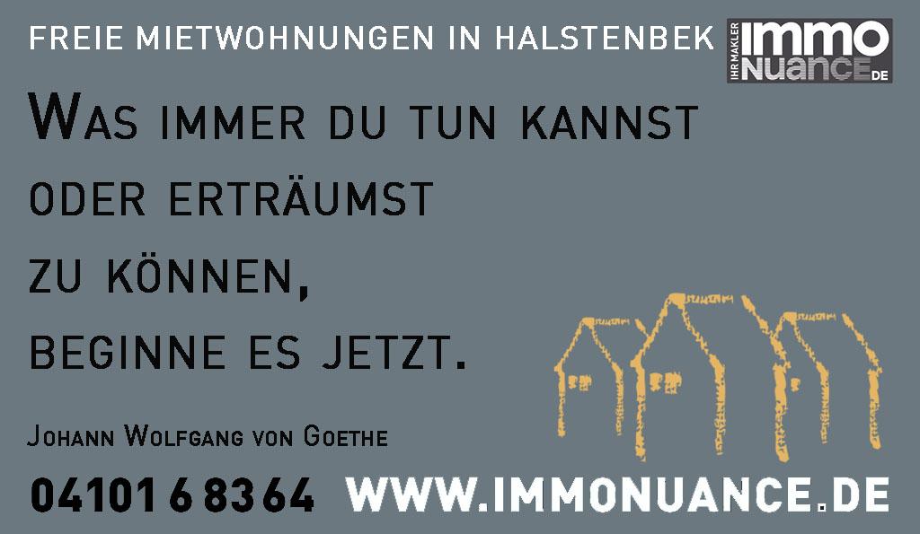 Freie Mietwohnungen in Halstenbek  Miete Haus Wohnung Immobilie Vermieten Immobilienmakler Kaufen verkaufen Immo