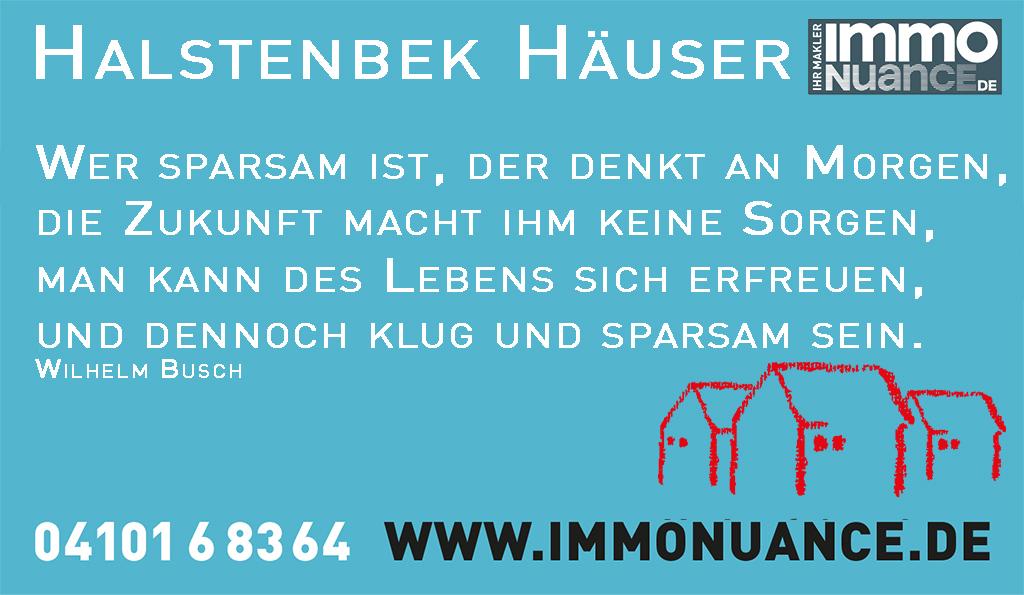 Halstenbek Häuser  Kaufen verkaufen Immo Immobilienmakler Maklerbüro Hamburg Schenefeld Rellingen Elshorn