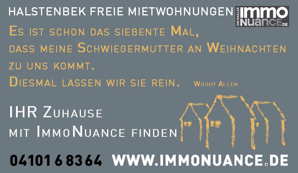 Halstenbek freie Mietwohnungen WOhnung Haus Verkaufen Verkauf Immobilienmakler Hamburg Halstenbek Relligen Schenefeld Appen Elmshorn