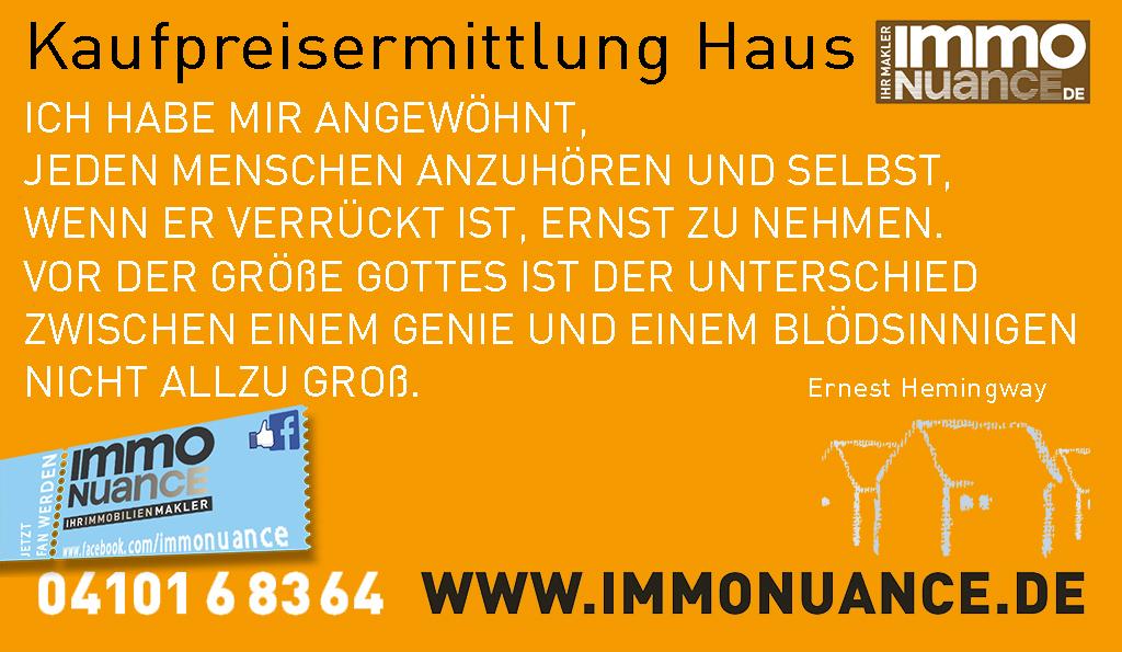 Kaufpreisermittlung Haus Immobilie verkaufen Haus verkauf Immobiienmakler Immo Maklerüro Hamburg Kreis Pinneberg Elmshorn Rissen wedel