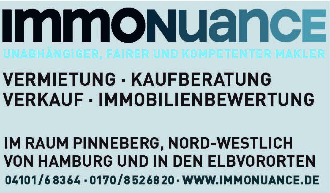 Das Einfamilienhaus Verkauf Vermietung Immobilienmakler Pinneberg Elmshorn Halstenbek Relligne verkaufen Immobilien