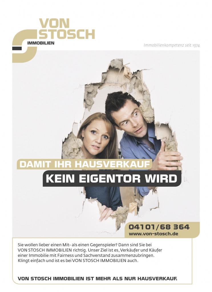 Hausmakler Pinneberg Hausverkauf Immobilie verkaufen Immobilienmakler von Stosch Immobilien