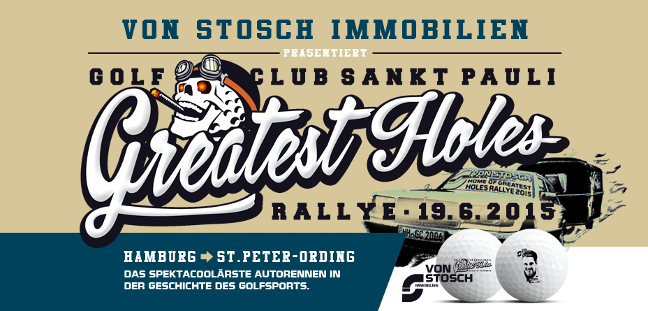 von Stosch Immobilien Greatest Holes Rallye 2015