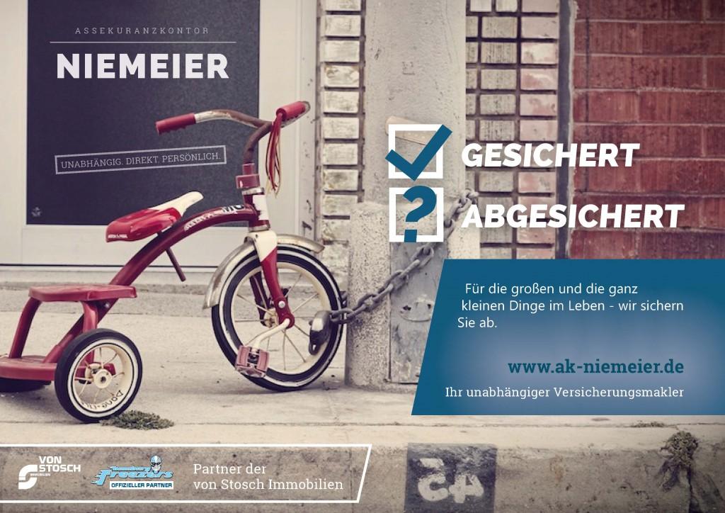 Ak Niemeier Versicherungen Versicherungsmakler Pinneberg