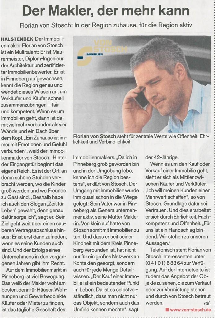 Haus Verkauf Kreis Pinneberg