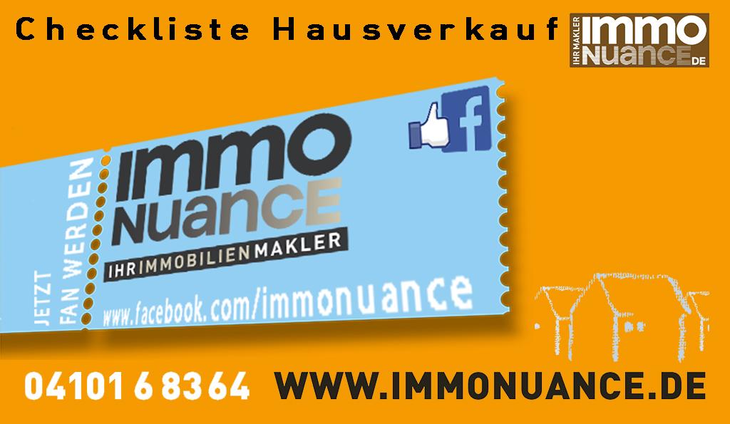 Checkliste Hausverkauf Hamburg Pinneberg Immobilienmakler Halstenbek verkaufen Immobilie WOhnung Haus