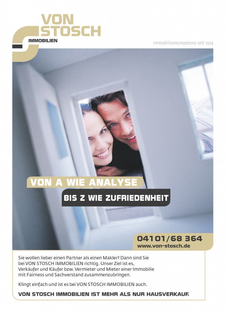 Qualität des Maklers Hausverkauf Wohung vermieten Hamburg Pinneberg Rellingen Schenefeld